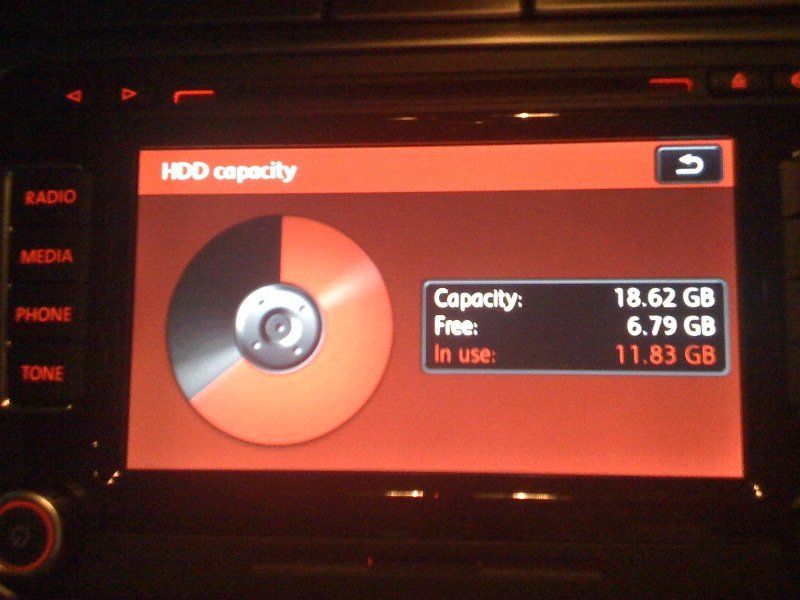 Volkswagen RNS 510 New Firmware Release [Archive] - VWWatercooled