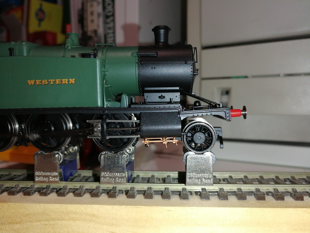42xx - shape of the footplate - Hornby - RMweb